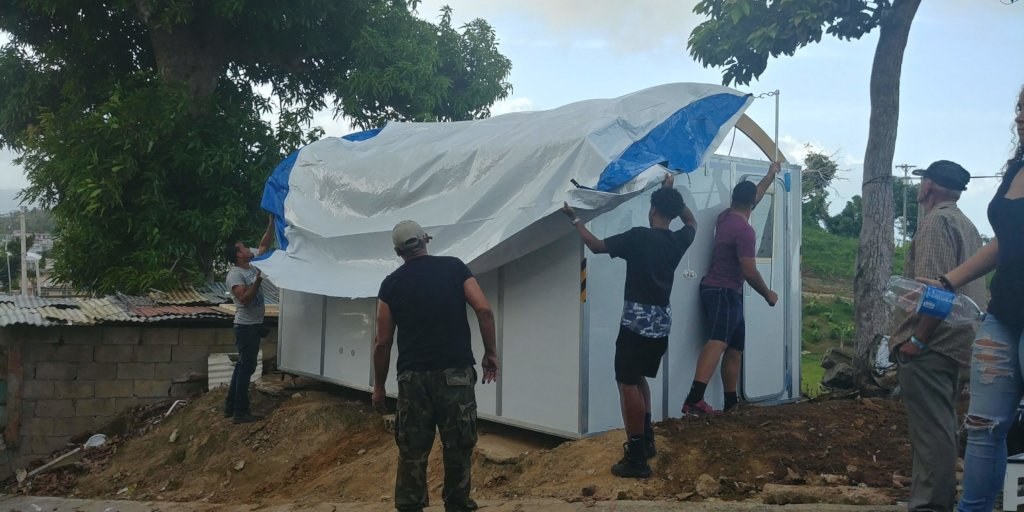 Climate AND Disaster Relief - A New Way in PR