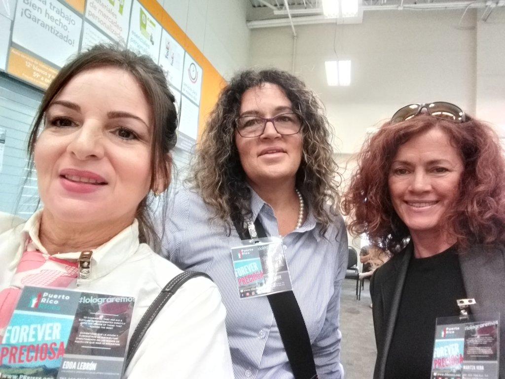 El Poder de las M- Empowering women in Puerto Rico