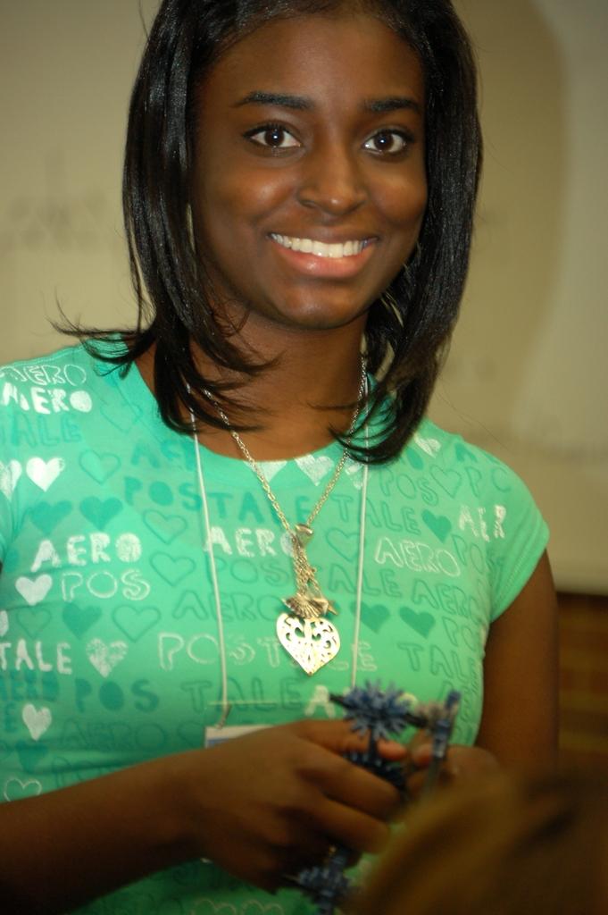 Patrice, GEE Graduate