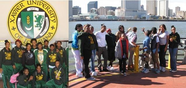 Booker T. Washington Basketball Trip