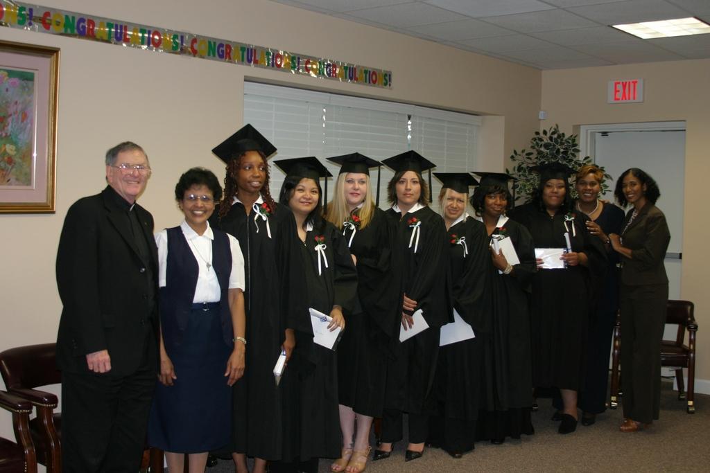 Grantee Graduates!