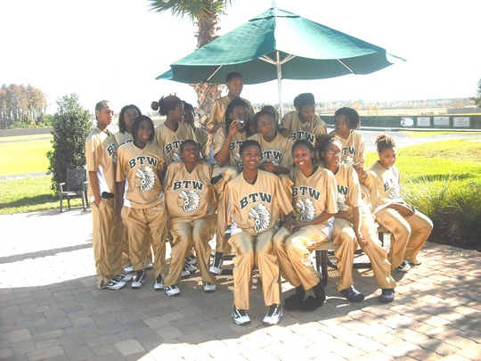 Booker T. Washington Lady Warriors