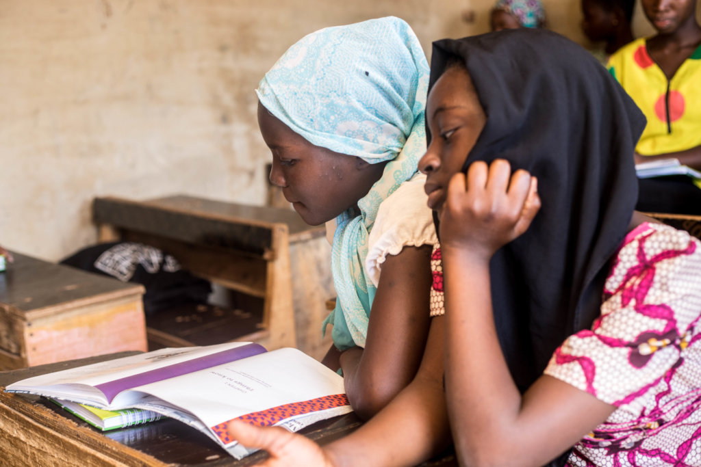 Girls' Education Trust Fund