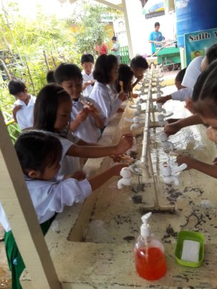 Good hygiene ensures more days at school