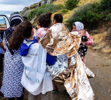 Emergency Response on Lesvos