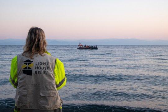 LHR's Emergency Response Coordinator on Lesvos