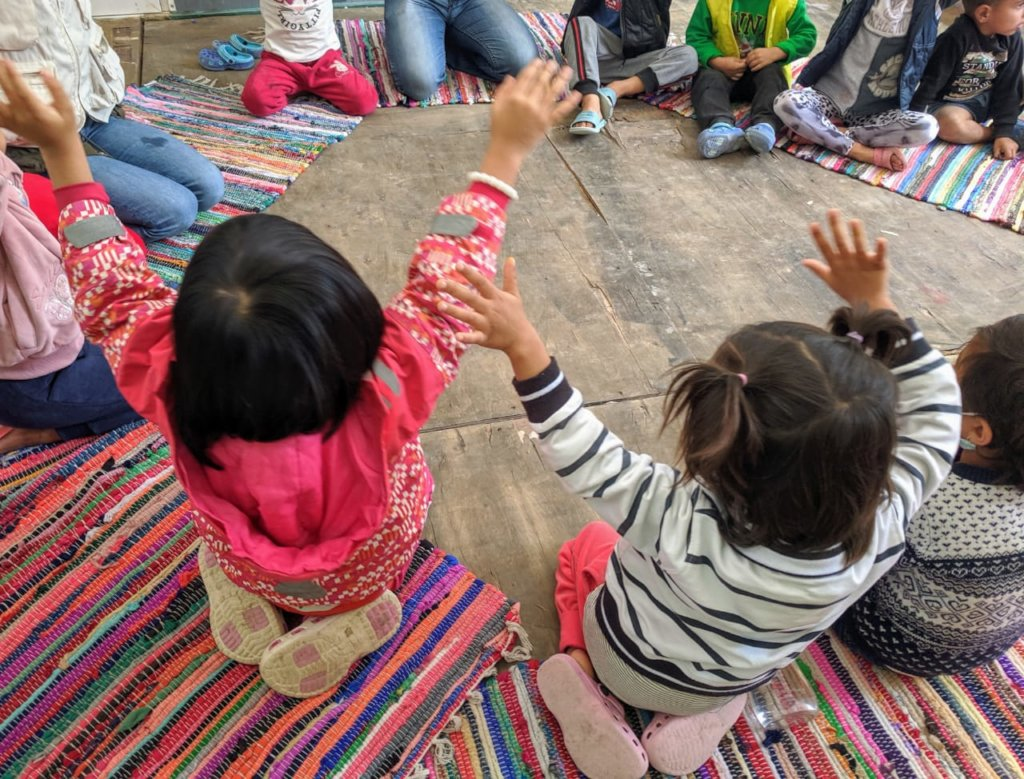 Help LHR Continue its Vital Programming in Greece