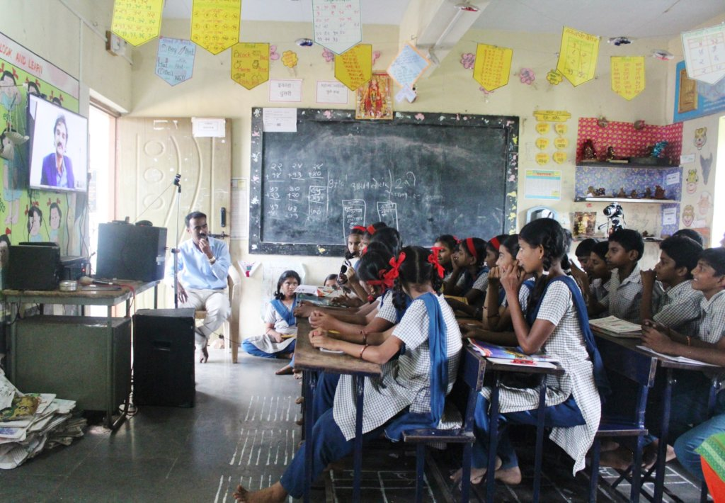 EMPOWERING RURAL KIDS WITH GLOBAL CLASSROOMS