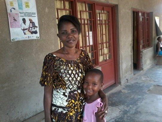 Helping Girls and Young Women in Bujumbura Slum