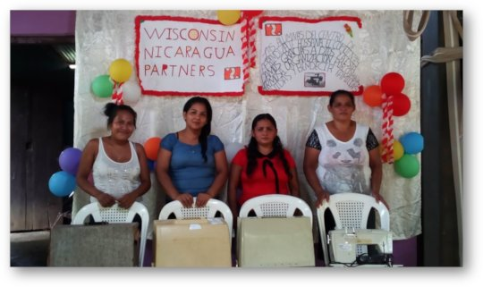 Students of the LC Hossana, El Comejen