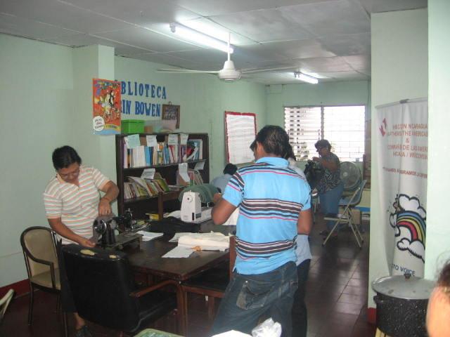 Sewing Machine Repair workshop training