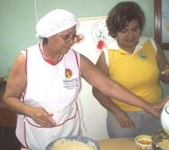 Bakery class photos