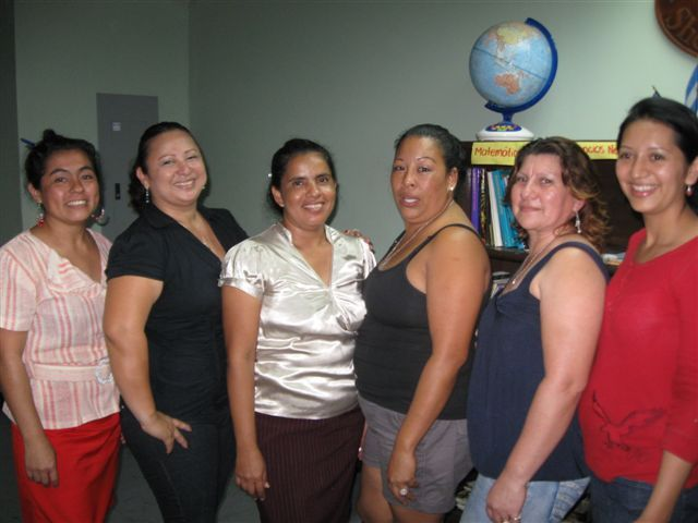 Chica Nica Learning Center Projects Committee