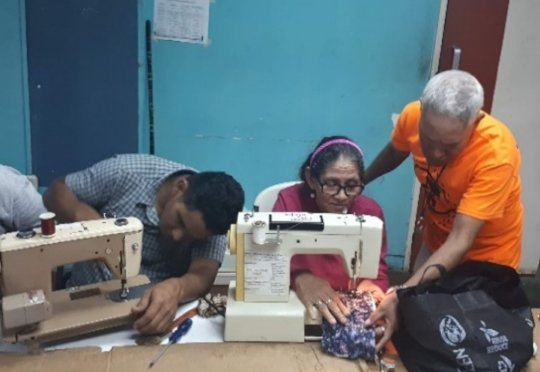 Sewing Machine Repair Class