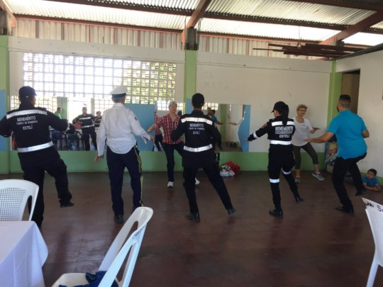 Tai Chi Learning Center workshop