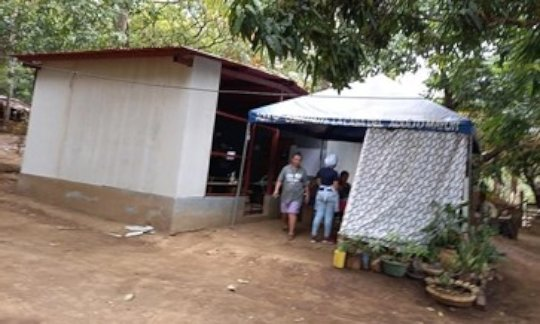 Improvements to the Garcias a Dios Learning Center