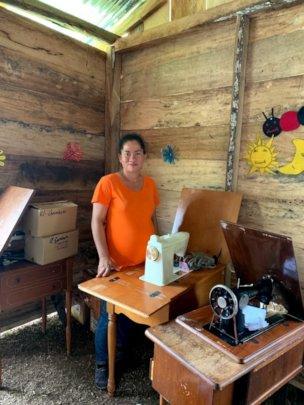 El Garabato students love their new classroom