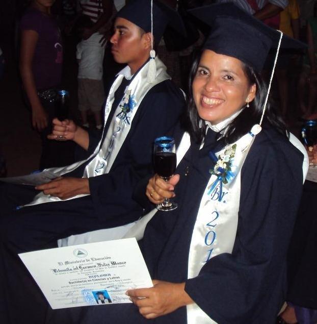 Petronila - reaching her goals