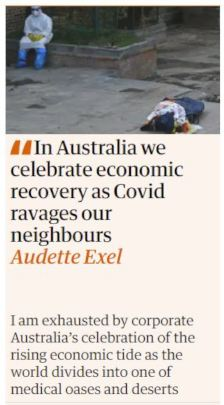 Guardian News commentary