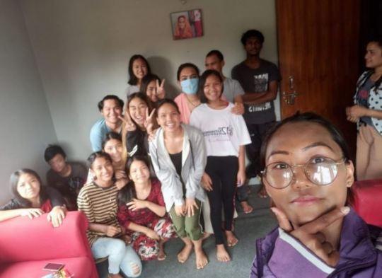 IGWR 'Family Photo'