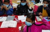 Giving vulnerable  children in Nepal an education