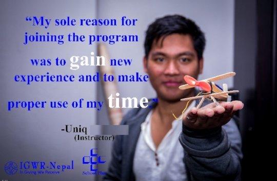 School+Plus instructor