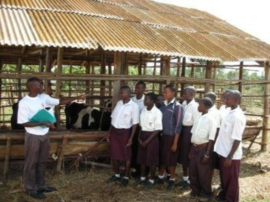 Support a school for rural entrepreneurs in Uganda