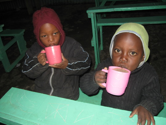 Help AIDS orphans go to school in Kenya
