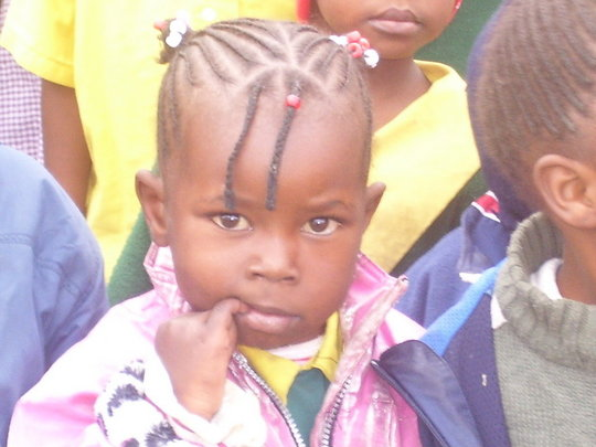 Despite extreme poverty, children remain resilient
