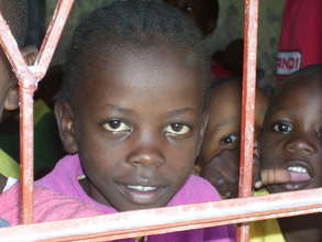 75% of Mzesa students are AIDS orphans