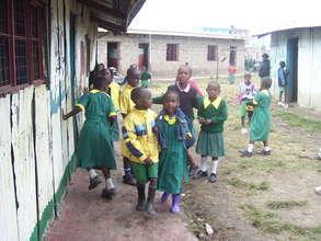 Slums lack playing facilities