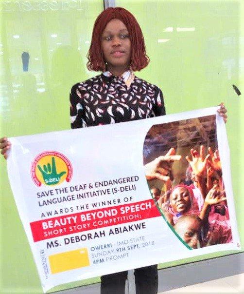 Beauty Beyond Speech