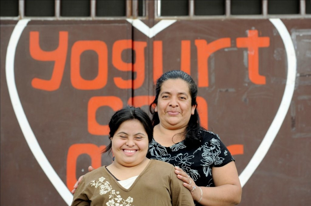 Girls w/disAbility & Moms Stop  Cycle of Violence.