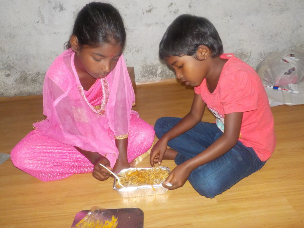 Empower Feed Educate Single mother headed families