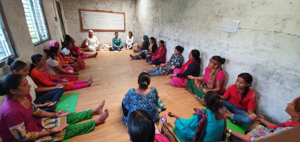 Group Counseling for mothers group