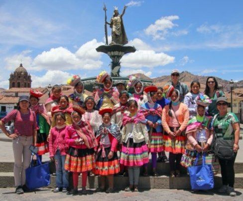 Cusco Group Photo