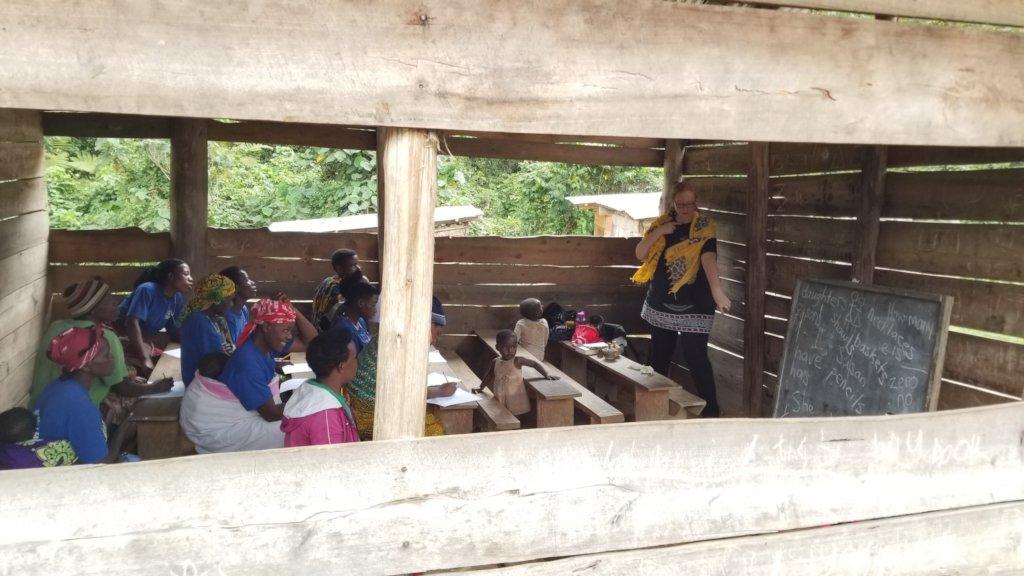 Women and Girls Education & Empowerment in Uganda