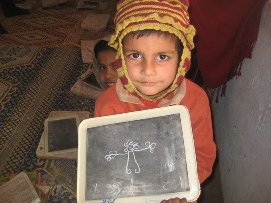 Educate 660 children in Pakistan