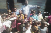 Food, shelter and school supplies for Kenyan kids