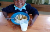 Let's Keep Food on 480 Needy Children's Plates