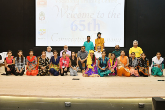 First Alumni Meet & 65th Convocation of VTC