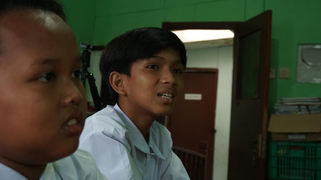 Sadi, 12 years old, 6th grade