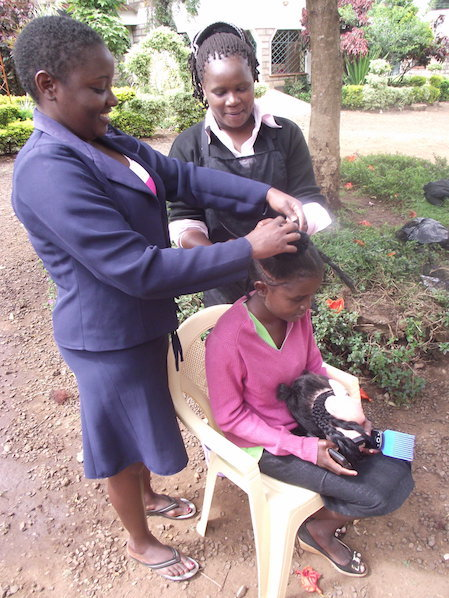 Skills Training to Empower Women in Meru, Kenya