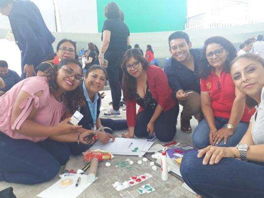 Playroom facilitarors workshop- reading is play