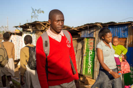 Take Control: Building Resilience in Nairobi Slums