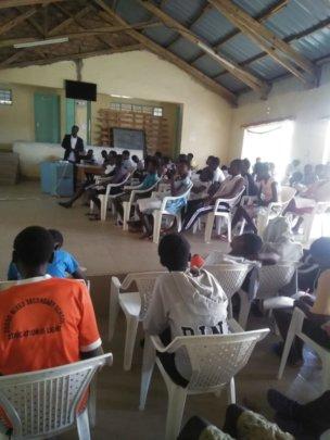 Girls seminar