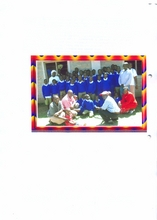 Yogo primary OVCs After the teen mums made them school uniforms  (PDF)