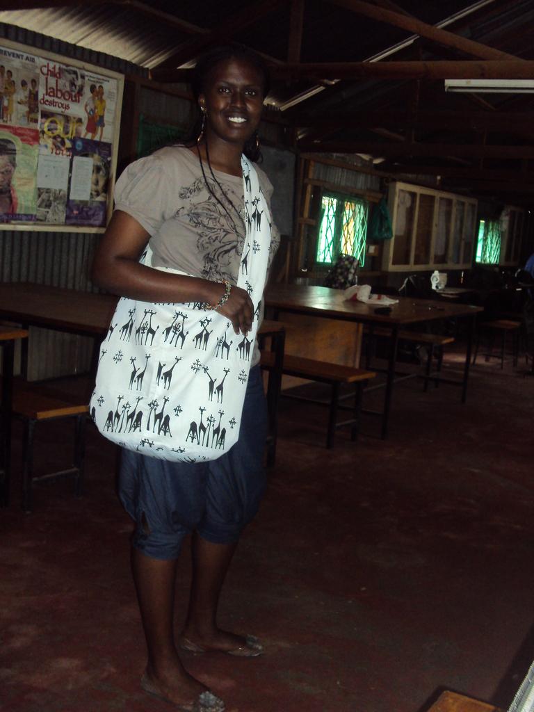 Kenyan Bag