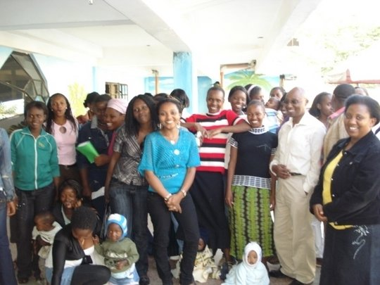 Empowerment of Teenage Mothers