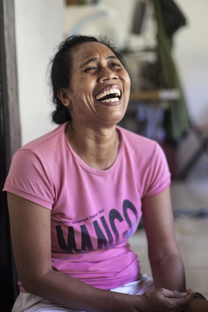 Empowering Women in the Street/Slums in Bali